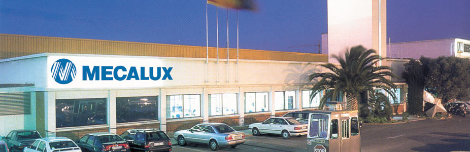 1966 – 1980. Mecalux is founded